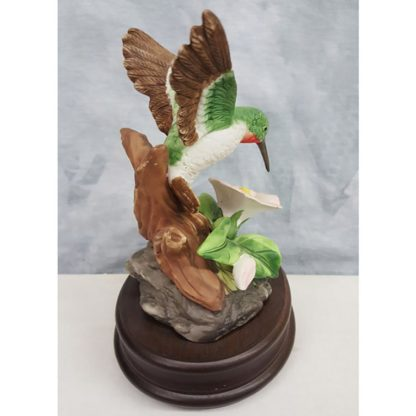 The Bird Sanctuary Maria Goretti Hummingbird Music Box