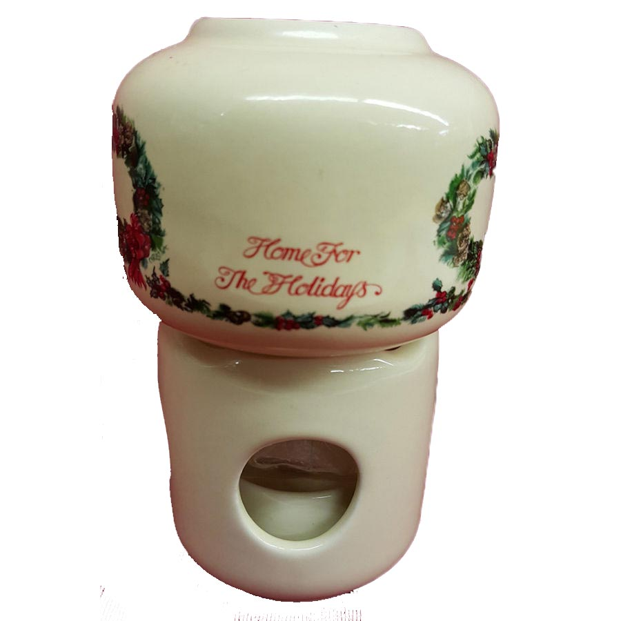 Potpourri Room Scenter Candle Holder by Potpourri Press Home For The Holidays