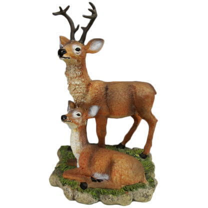 Porcelain Deer Figurines