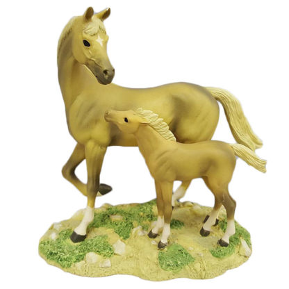 Blazing Spirits - Freedom's Foal by Ganz