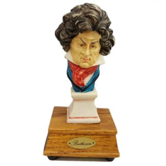 Beethoven Bust Musical Statuette