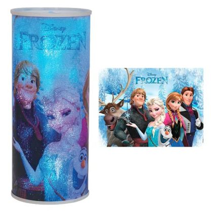 Westland Giftware Disney Frozen Characters Cylindrical Nightlight