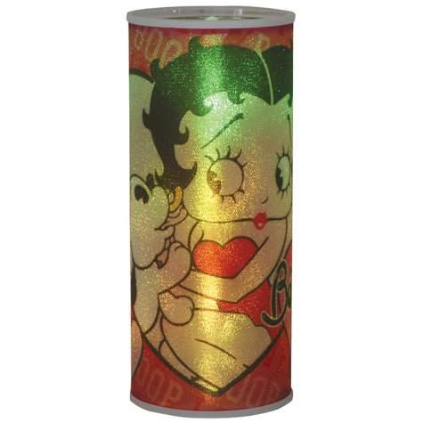 Westland Giftware Boop Love Cylindrical Nightlight