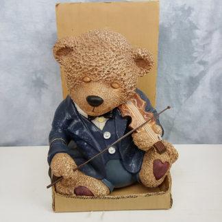 Stradivarius Sam The Violin Playing and Dancing Bear