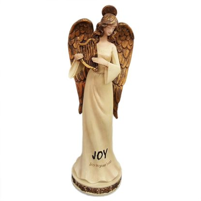 Unison Gifts Angel with Golden Wings Joy