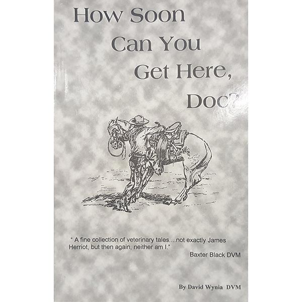 How Soon Can You Get Here, Doc? by David Wynia