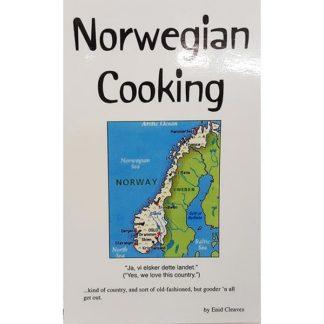 Norwegian Cooking by Enid Cleaves