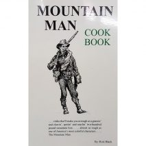 Mountain Man Cookbook by Rick Black