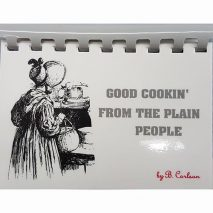 Good Cookin' from the Plain People by Bruce Carlson