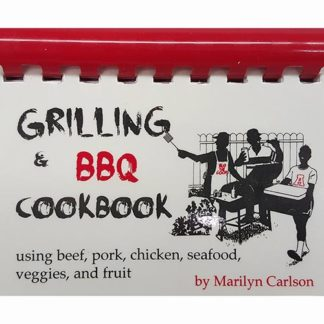 Grilling & BBQ Cookbook by Marilyn Carlson