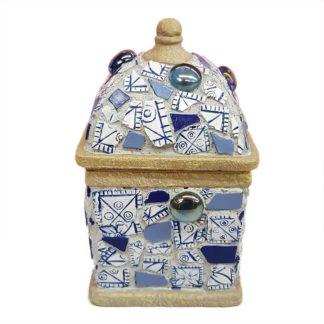 Mosaic Cover Box