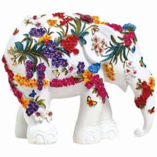 Westland Giftware Elephant Parade Garlands Figurine