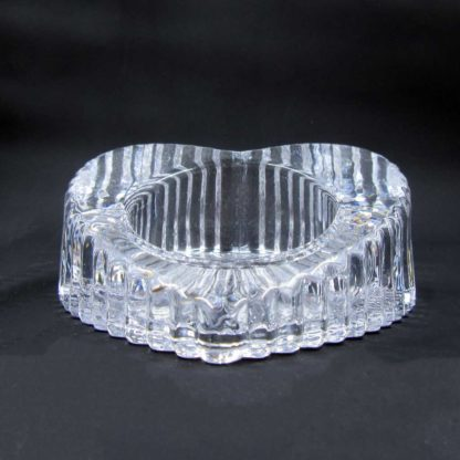 Heart shaped Votive Candle stand (from front)