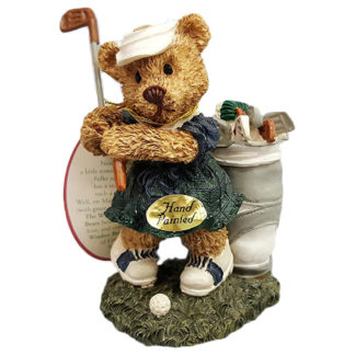 """The Windsor Bears of Cranbury Commons Nancy """"Fore"""""""