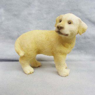 Westland Giftware Yellow Lab Pup Figurine