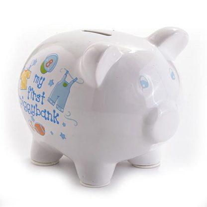 Baby Essentials My First Piggy Bank for Boy