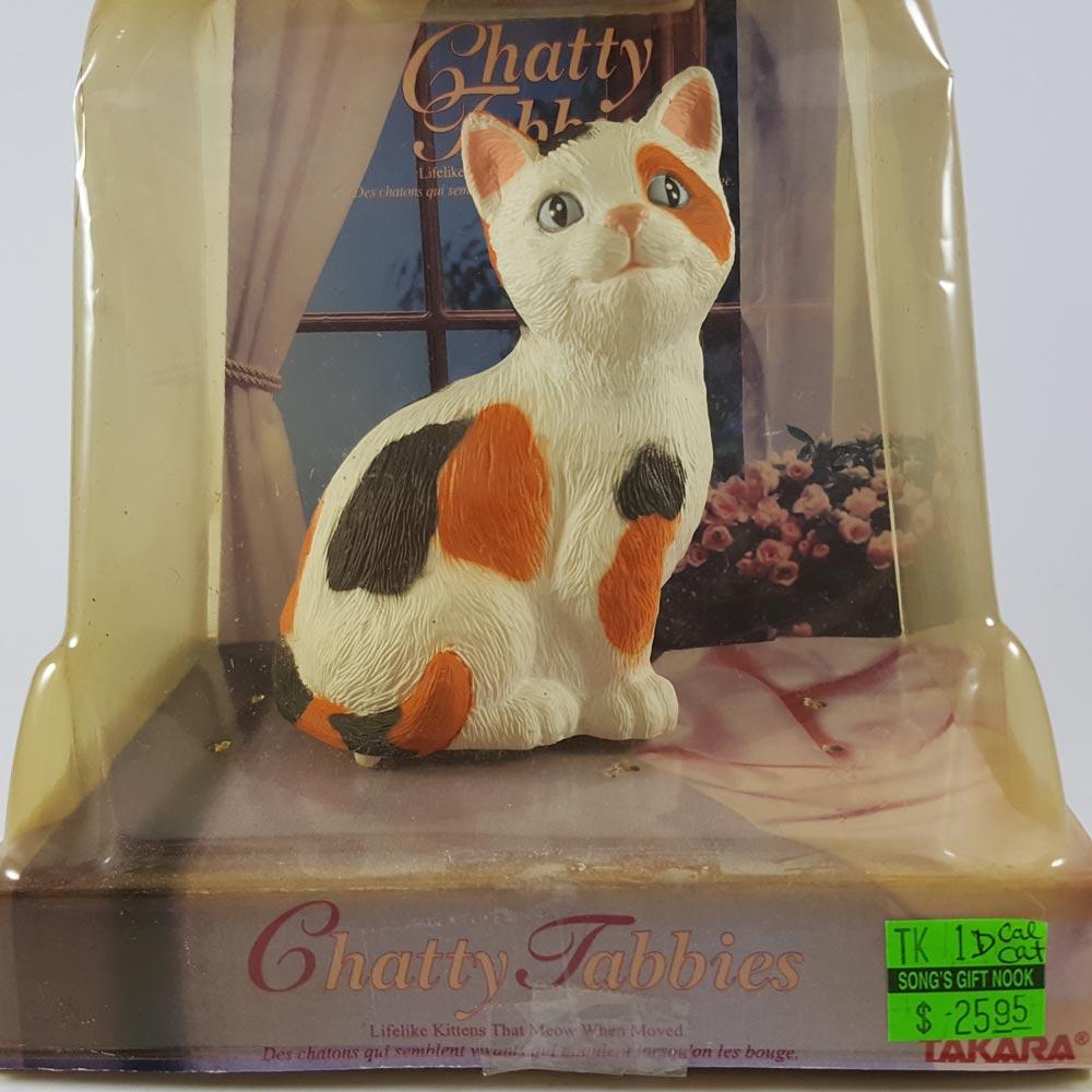 Takara Chatty Tabbies, Calico Cat