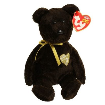 Ty Beanie Baby - 2003 Signature Bear