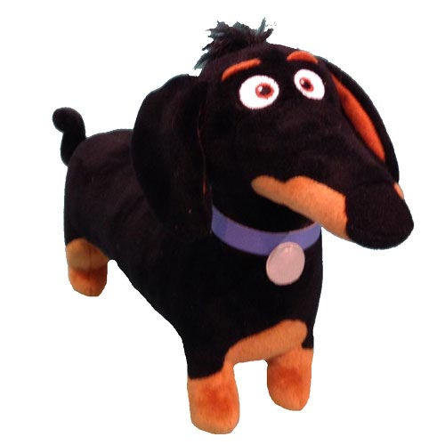 TY Beanie Baby - Buddy the Dachshund (Secret Life of Pets)