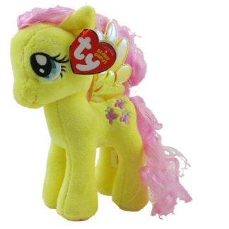 Ty Beanie Baby - Fluttershy - My Little Pony