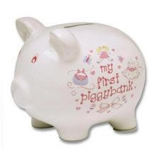 Baby Essentials My First Piggy Bank for Girl