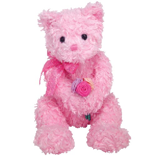 Ty Pinkys - Radiance the Pink Bear
