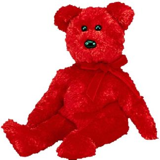 Ty Beanie Baby - Sizzle the Bear
