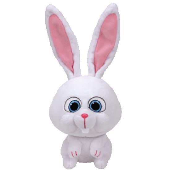 TY Beanie Baby - Snowball the Bunny Rabbit (Secret Life of Pets)