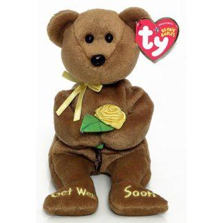 Ty Beanie Baby - Bandage the Bear