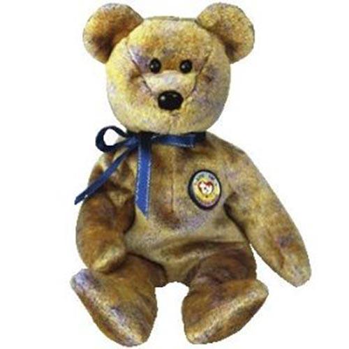 Ty Beanie Baby - Clubby III the Bear