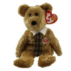 Ty Beanie Baby - Dad-e 2003 the Bear (Ty Store Exclusive)