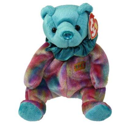 Ty Beanie Baby - December the Birthday Bear