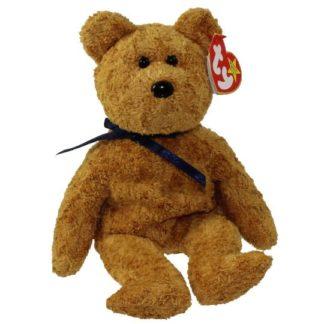 Ty Beanie Baby - Fuzz the Bear