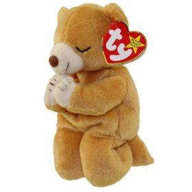 Ty Beanie Baby - Hope the Praying Bear