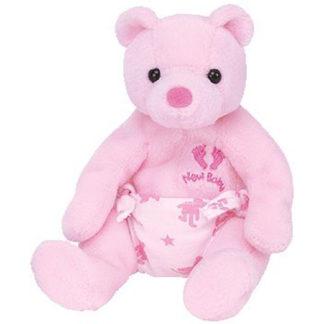 Ty Beanie Baby - It's A Girl the Bear
