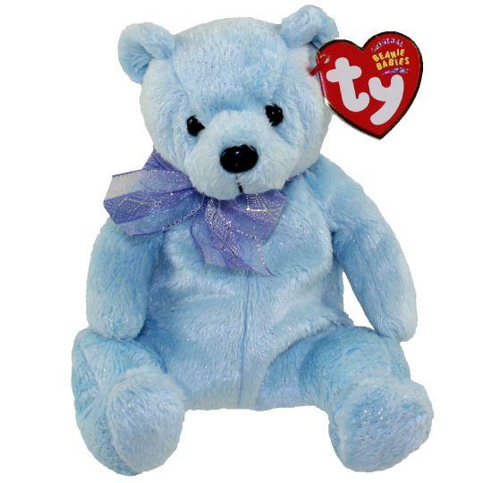 Ty Beanie Baby - Lani the Blue Bear