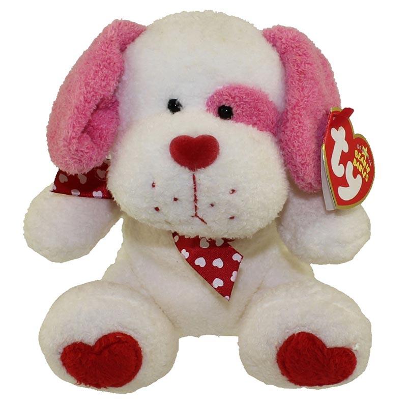 TY Beanie Baby - Lovesick the Dog