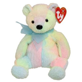 Ty Beanie Baby - Mellow the Ty-Dyed Bear