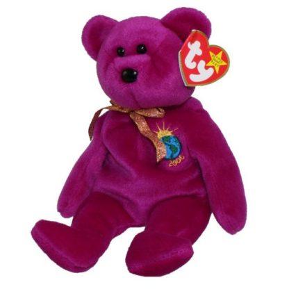 TY Beanie Baby - Millennium the Bear