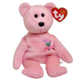 Ty Beanie Baby - Mum the Bear