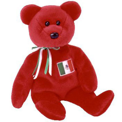 Ty Beanie Baby - Osito the Mexican Bear (USA Exclusive)