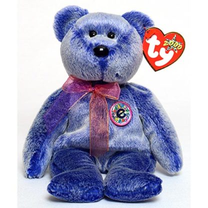 Ty Beanie Baby - Periwinkle the Bear