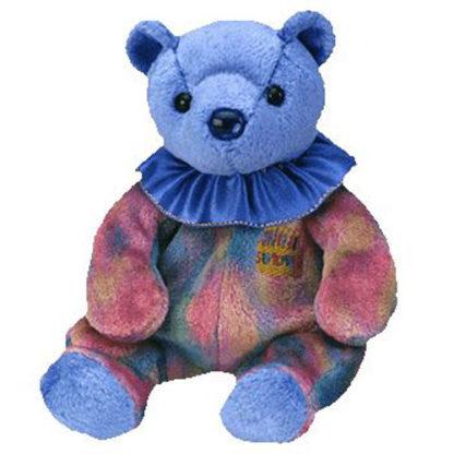 Ty Beanie Baby - September the Birthday Bear
