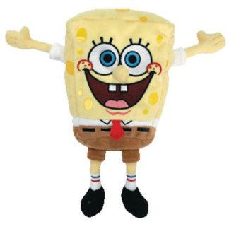Ty Beanie Baby - Spongebob Squarepants - Best Day Ever