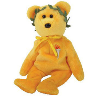 Ty Beanie Baby - Victory the Bear