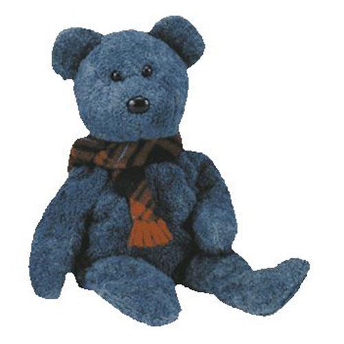 Ty Beanie Baby - Wallace the Bear