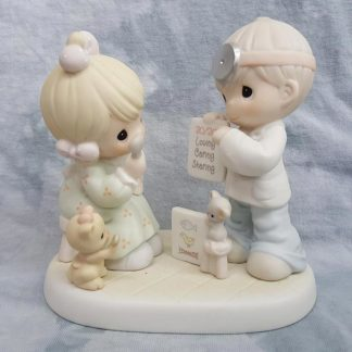 Enesco Precious Moments 20 Years And The Vision's Still The Same
