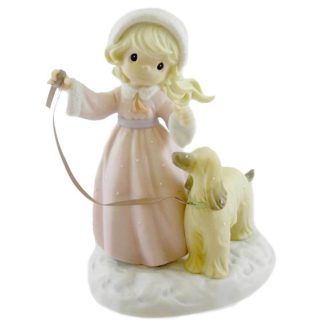 Enesco Precious Moments He Covers The Earth With His Glory