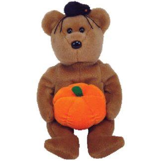TY Beanie Baby - Hocus the Halloween Bear