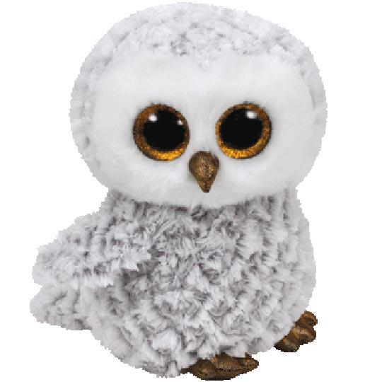 TY Beanie Boos - Owlette the Owl (Medium Size)